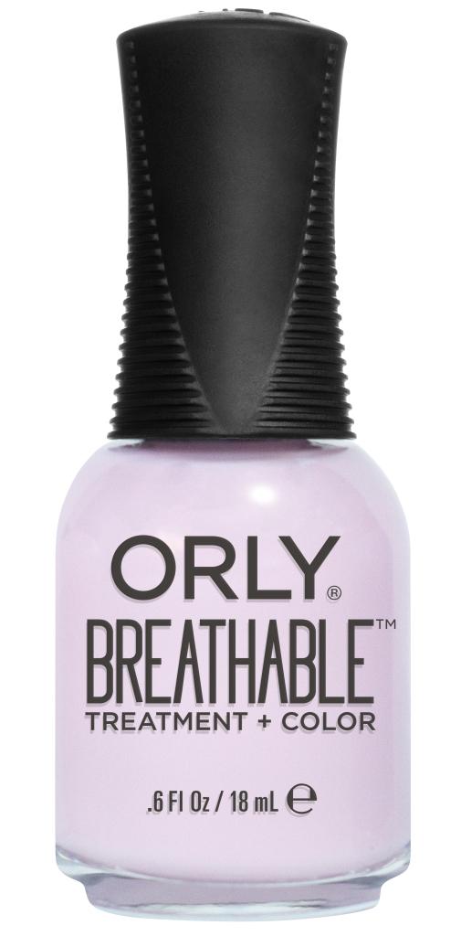 ORLY Уход профессиональный дышащий (цвет) за ногтями 913 PAMPER ME / Breathable 18 мл