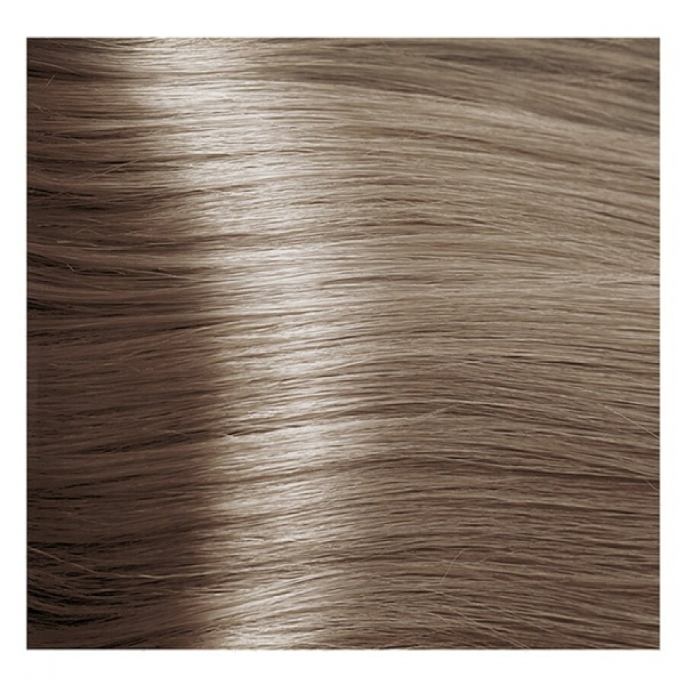 Купить KAPOUS NA 9.23 краска для волос, очень светлый бежевый перламутровый блонд / Magic Keratin 100 мл
