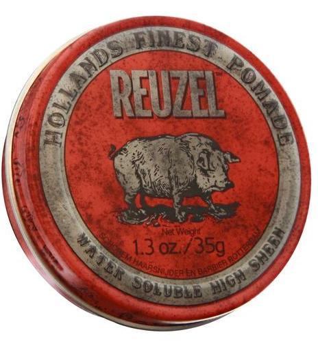 REUZEL Помада красная на водной основе / Piglet 35 г