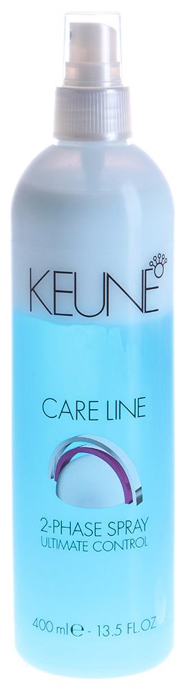 KEUNE Кондиционер-спрей 2-фазный для кудрявых волос Кэе Лайн / CL CONTROL 2-PHASE SPRAY 400мл