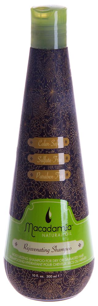 Купить MACADAMIA Natural Oil Шампунь восстанавливающий с маслом арганы и макадамии / Rejuvenating Shampoo 300 мл
