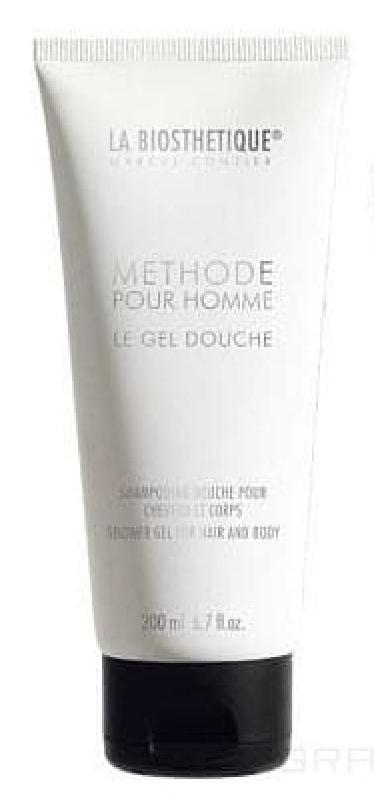 Купить LA BIOSTHETIQUE Гель-шампунь с увлажняющим комплексом для душа, для мужчин / Le Gel Douche 200 мл