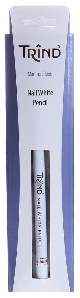 TRIND ����� �������� ��� ������ / Nail White Pencil