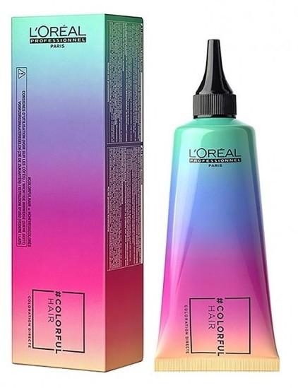 Loreal professionnel краска для волос, мерцающая фуксия / колорфул 90 мл