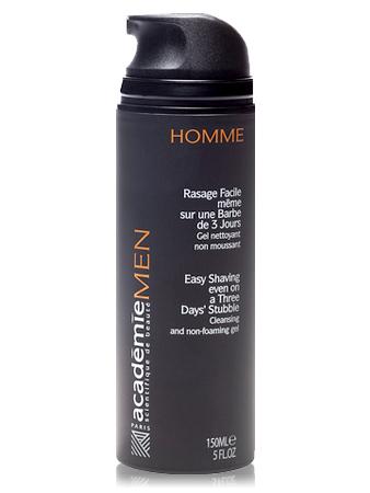 ACADEMIE Гель для умывания, легкого бритья и увлажнения / MEN 150млЛицо<br>Гель для умывания и бритья. Смягчает щетину, обладает хорошими скользящими свойствами и остается прозрачным даже в процессе бритья. Прозрачность геля позволяет сбривать волосы в тех местах, где это необходимо с высокой точностью. Обладает отличным увлажняющим и успокаивающим действием. Результат: Чистая кожа без раздражения и стянутости, а так же идеальное и комфортное бритье. Активные ингредиенты: увлажняющий активный ингредиент: 3%,&amp;nbsp;экстракты дуба и березы: 1,1%, успокаивающий активный ингредиент: 0,1%, концентрация активных ингредиентов 4.2%. Способ применения:&amp;nbsp;немного геля нанести на кожу и массировать до образования прозрачной эмульсии. Провести процедуру бритья или, если это необходимо, просто очистить кожу лица. Смыть гель. Использовать по необходимости.<br><br>Объем: 150 мл<br>Пол: Мужской<br>Назначение: Сухость