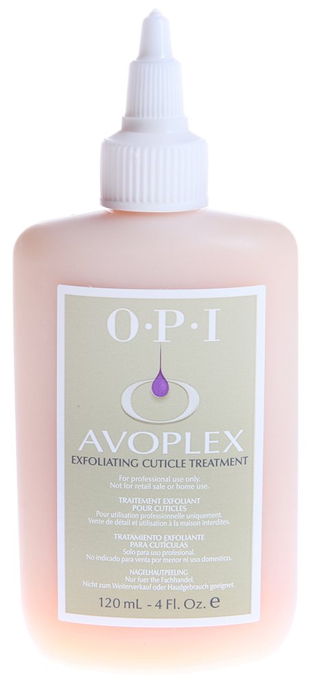 OPI Антикутикула Авоплекс / Exfoliating Cuticle Treatment AVOPLEX 120мл