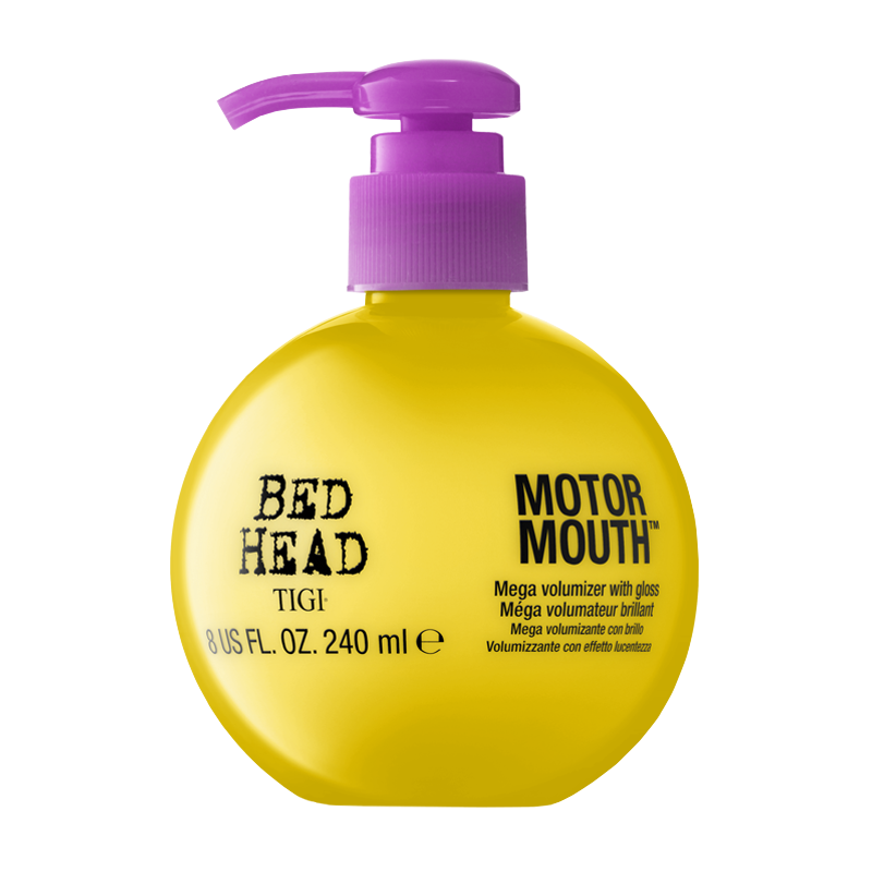 TIGI Волюмайзер для волос / BED HEAD Motor Mouth 240 мл -  Кремы