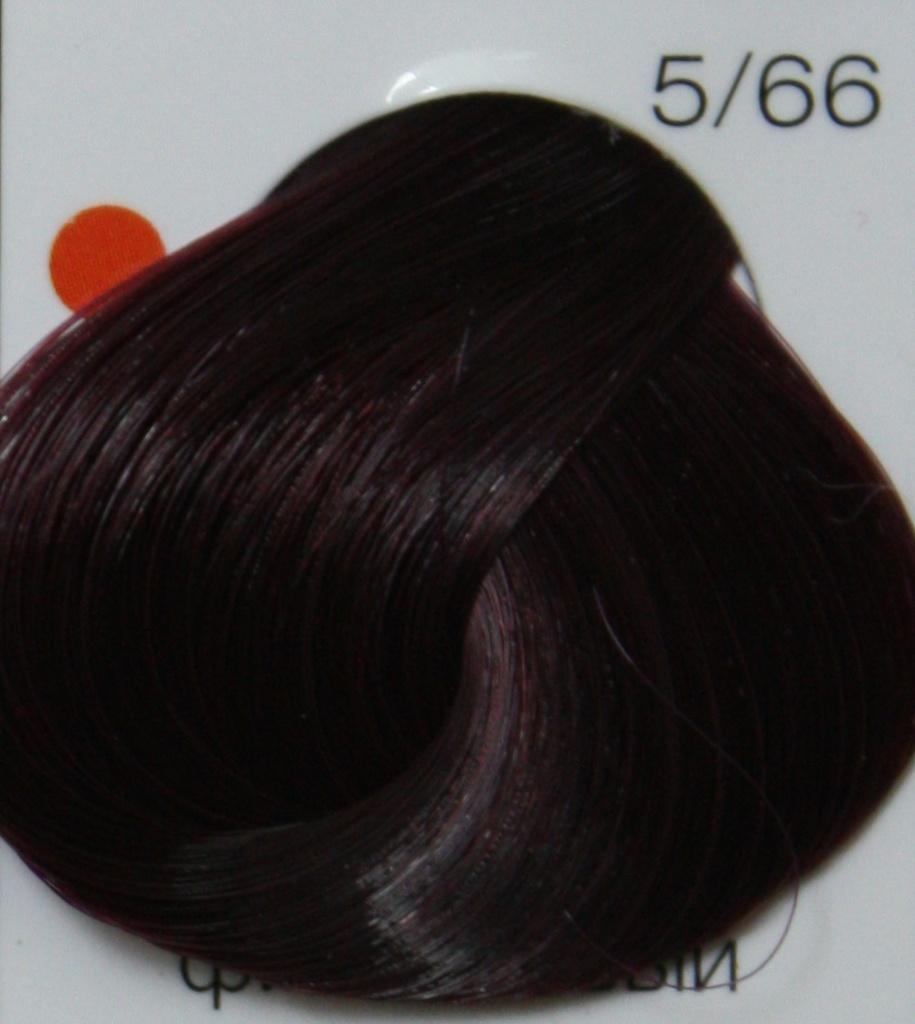 LONDA PROFESSIONAL 5/66 Краска для волос LC NEW инт.тонирование светлый шатен интенсивно-фиолетовый, 60мл