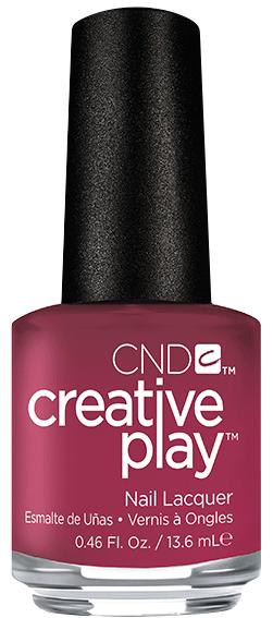 CND 467 лак для ногтей / Berried Secrets Creative Play 13,6 мл