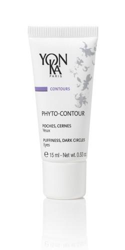 Yon ka крем-лифтинг против отеков / phyto-contour contours