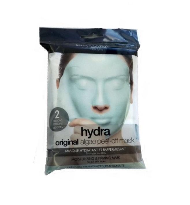 CASMARA Набор Бьюти для лица Гидра х 2 (увлажняющая и укрепляющая альгинатная маска 2 шт, укрепляющий крем для лица 4 мл х 2 шт) - Наборы