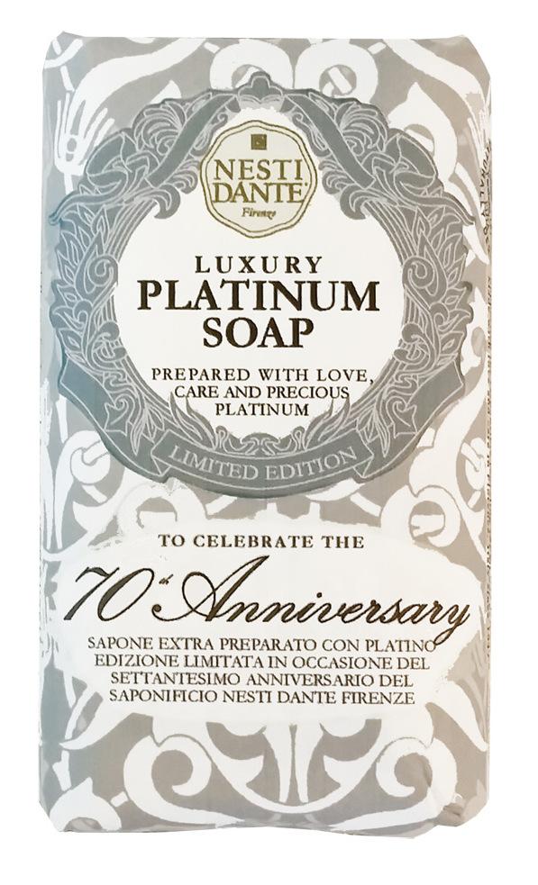 NESTI DANTE Мыло юбилейное платиновое / Platinum Soap 250 г