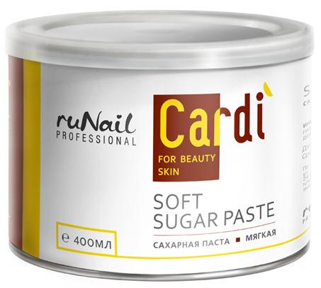 RuNail Паста сахарная мягкая / Cardi 400 мл