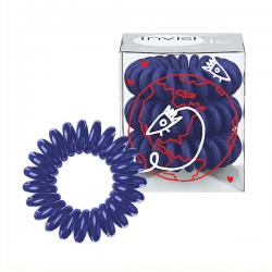 INVISIBOBBLE Резинка-браслет для волос / Universal Blue