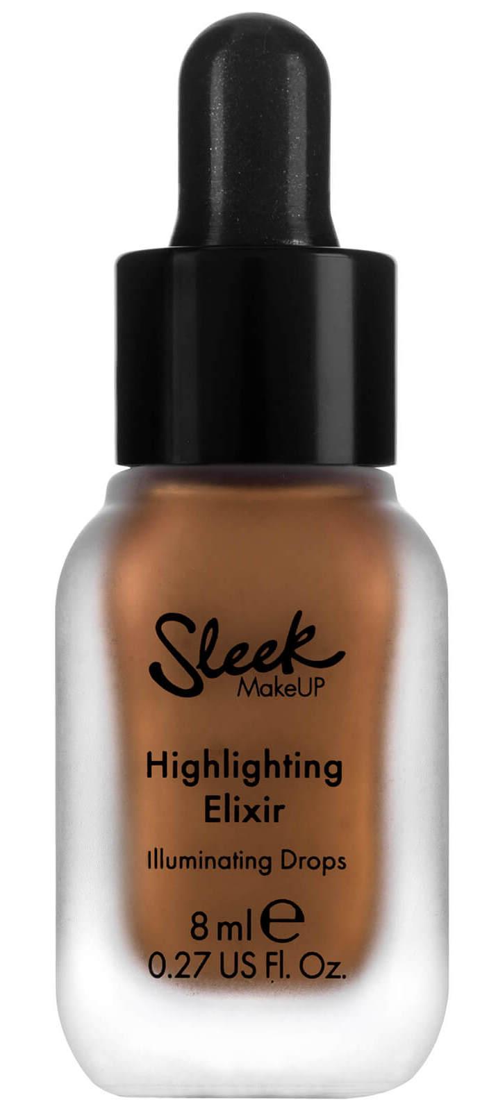 Купить SLEEK MakeUP Хайлайтер жидкий / SunLit HIGHLIGHTINGELIXIR 8 мл