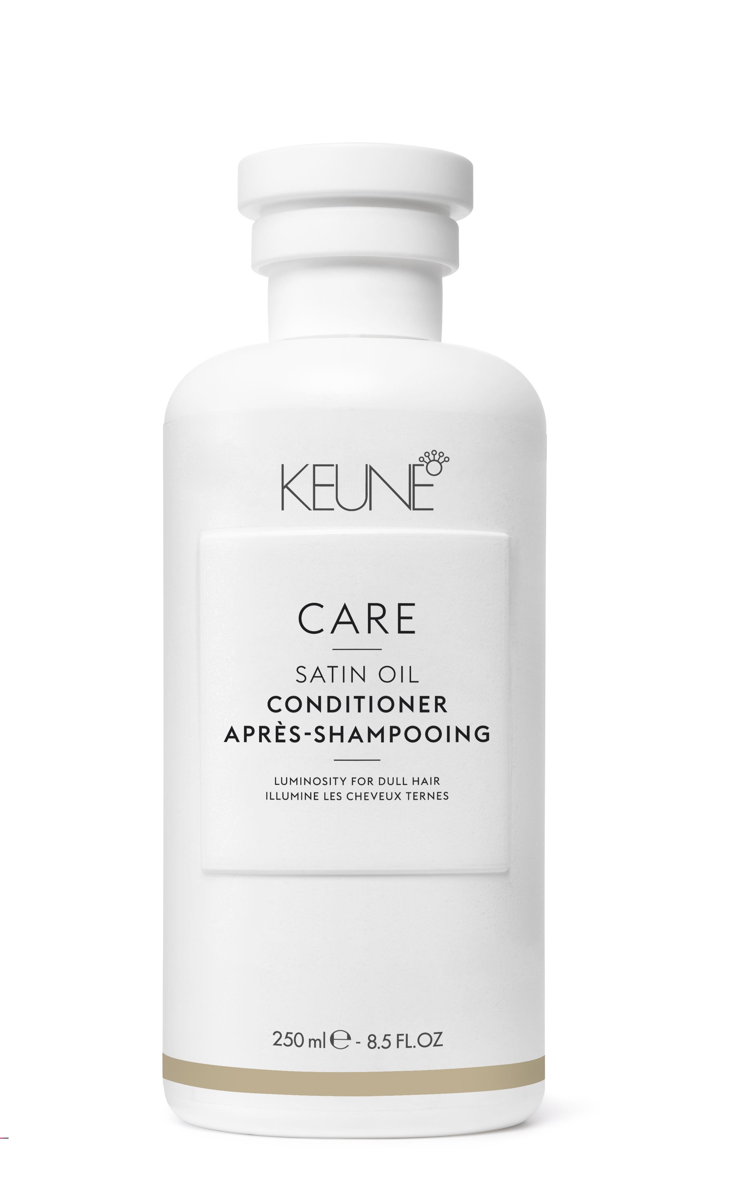 KEUNE Кондиционер Шелковый уход / CARE Satin Oil Conditioner 250мл keune кондиционер восстановление keune repair conditioner