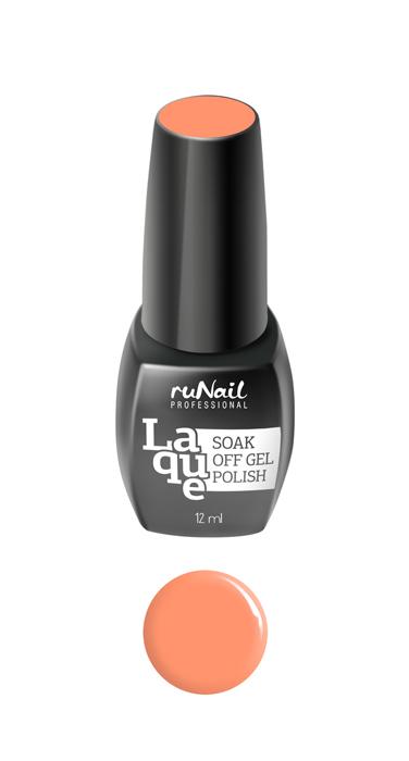 RuNail 2138 гель-лак для ногтей Экзотический фрукт / Laque Exotic Fruit 12 мл