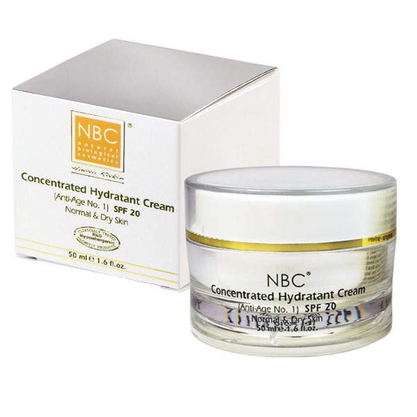 NBC Haviva Rivkin ���� ��������� / Concentrated Hydratant Cream (anti age � 1) 50��