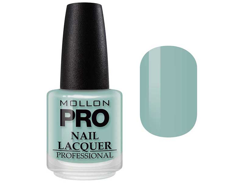 MOLLON PRO ��� ��� ������ � ������������ / Hardening Nail Lacquer 106 15��