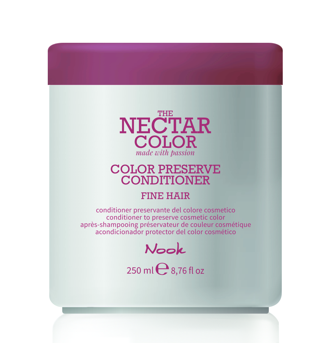 Купить NOOK Кондиционер для ухода за тонкими окрашенными волосами / Color Preserve Conditioner - Fine Hair to preserve cosmetic color 250 мл