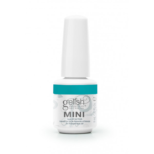 GELISH Гель-лак Garden Teal Party / GELISH MINI 9мл
