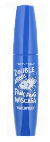 TONYMOLY Тушь водостойкая для ресниц / Double Needs Pang Pang Waterproof Mascara2 12 г
