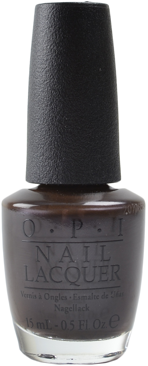 OPI Лак для ногтей Love is Hot and Coal / HOLIDAY 15мл