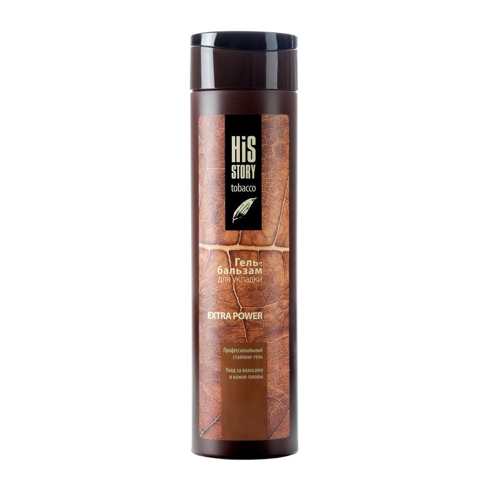 PREMIUM Гель-бальзам для волос / Extra Power His Story 250 мл