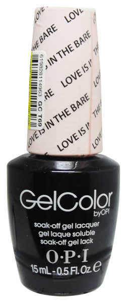 """OPI ����-��� ��� ������ """" Love is in the Barel"""" / GELCOLOR 15��~"""