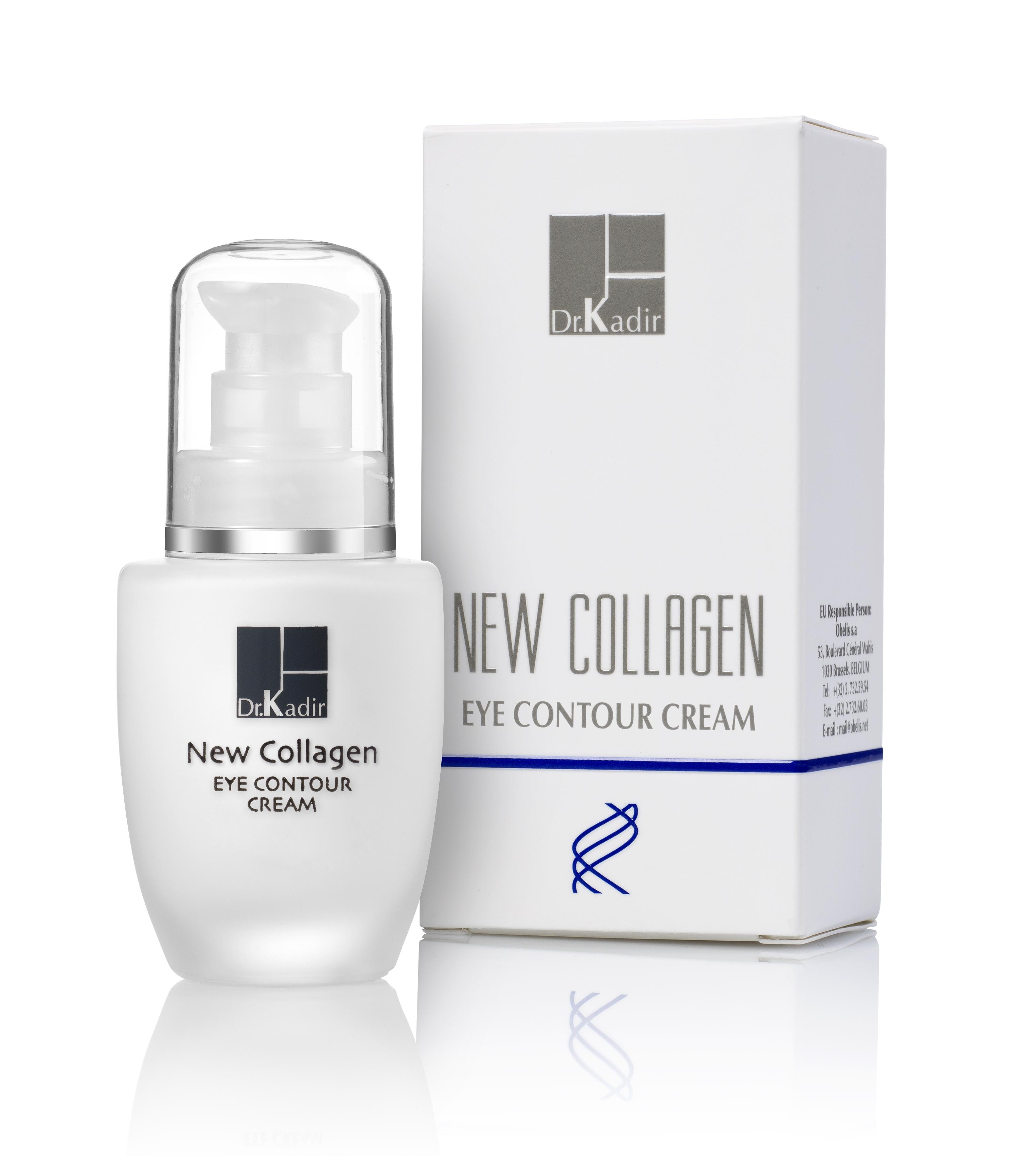 DR KADIR Крем для кожи вокруг глаз / New Collagen home care 30мл