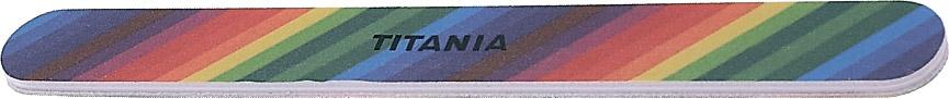 TITANIA Пилка для ногтей цветная 1028