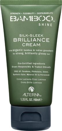ALTERNA Крем несмываемый для сияния и блеска / Shine Silk-Sleek Brilliance Cream BAMBOO 40 мл