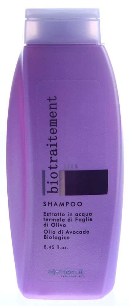 BRELIL Шампунь разглаживающий / Liss Shampoo BIO 250мл