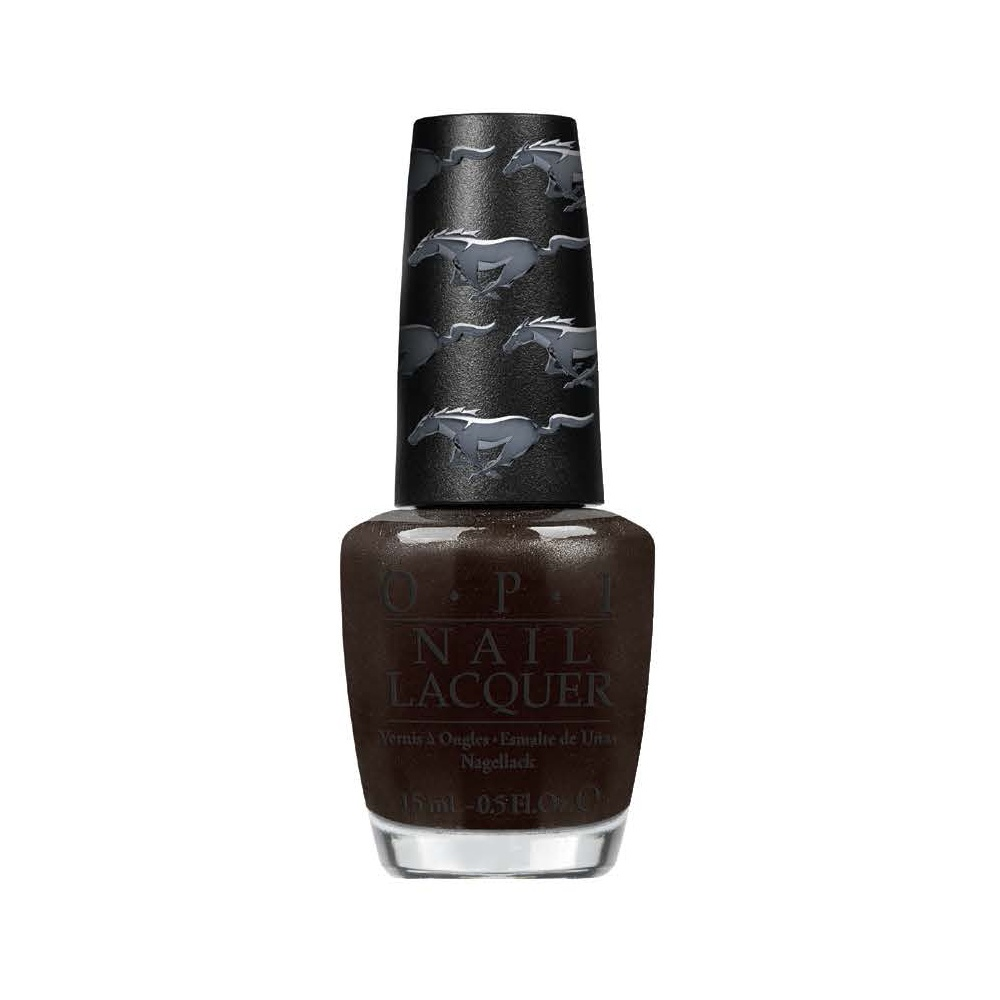 OPI Лак для ногтей NL - Queen of the Road / Ford Mustang 15мл