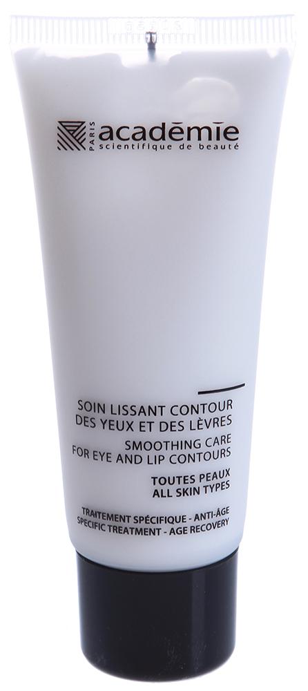 ACADEMIE Крем-маска для контура глаз и губ / VISAGE 40мл