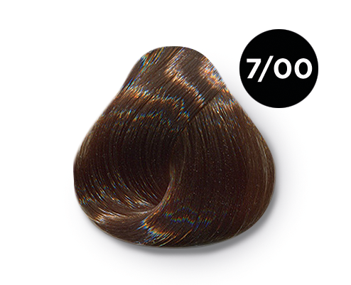OLLIN PROFESSIONAL 7/00 краска для волос, русый глубокий / OLLIN COLOR 60 мл