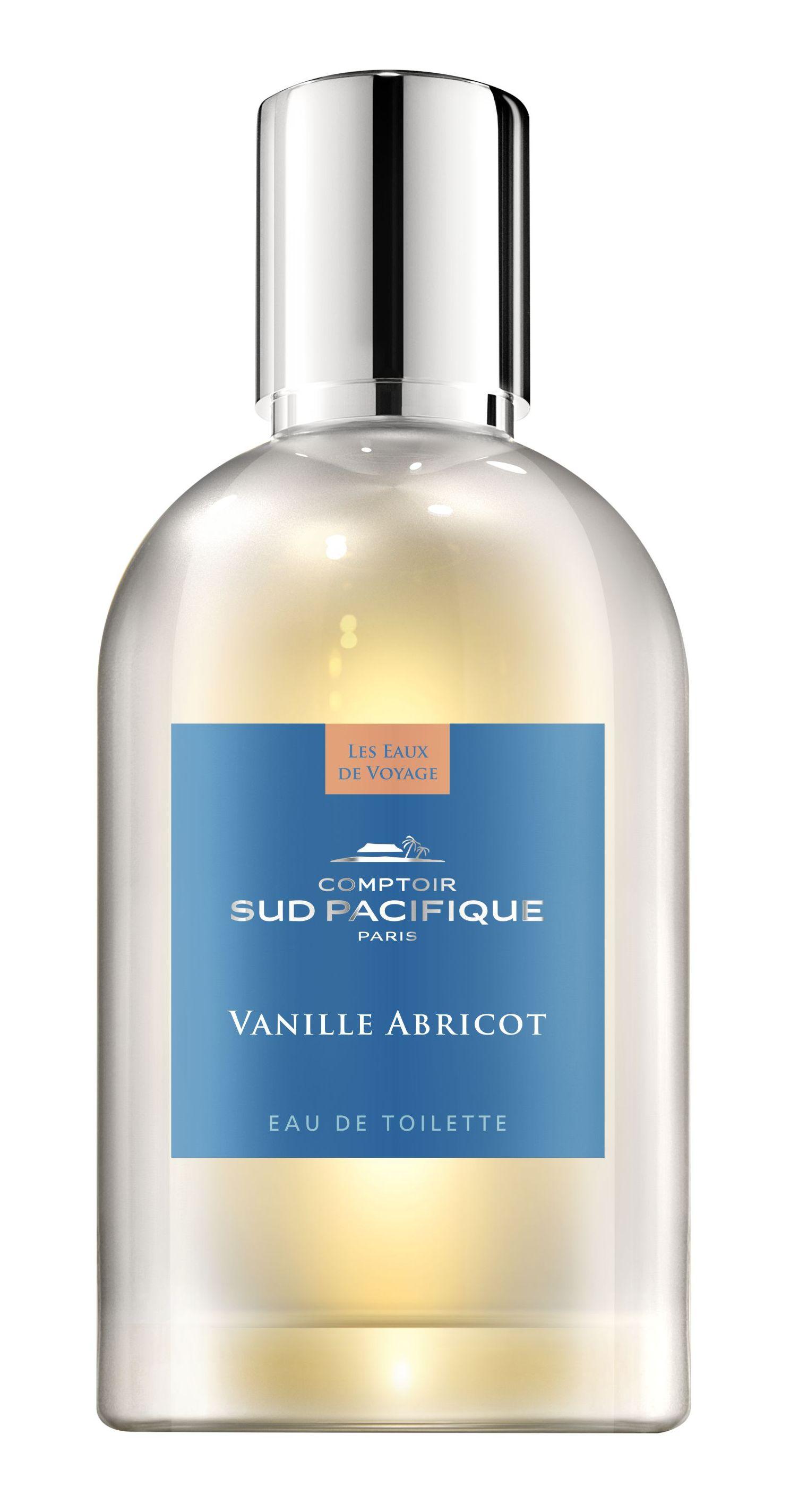 COMPTOIR SUD PACIFIQUE Вода туалетная Ваниль абрикос / LES EAUX DE VOYAGE 100 мл