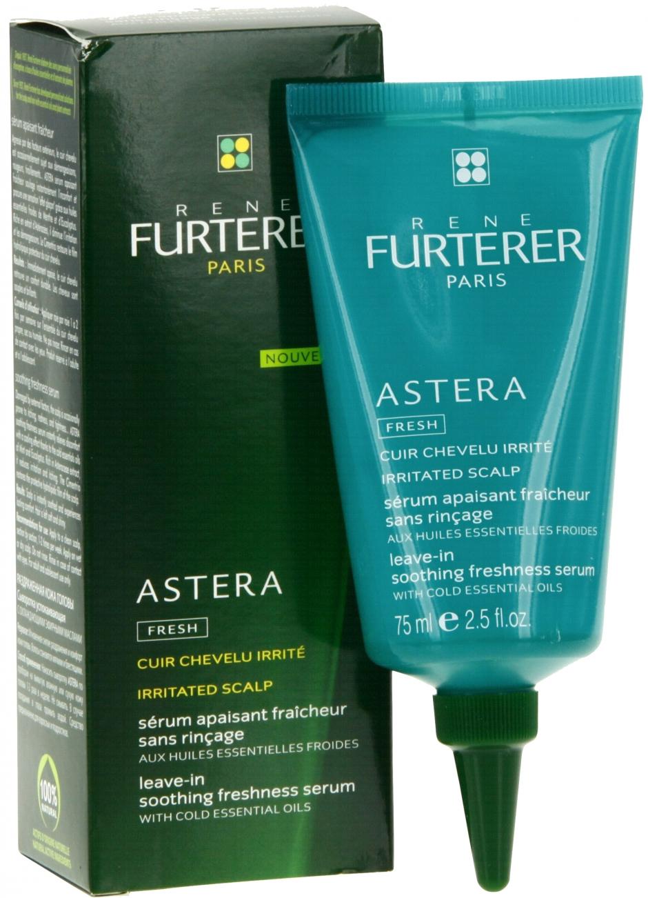 RENE FURTERER Сыворотка успокаивающая для раздраженной кожи головы / Astera 75 мл