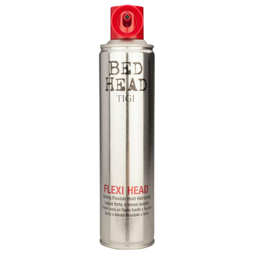 Купить TIGI Лак мелкодисперсный сильной фиксации / BED HEAD Flexi Head 385 мл