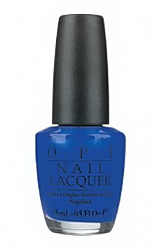 OPI Лак для ногтей Blue My Mind / BRIGHTS 15мл opi лак для ногтей mod about you brights 15мл