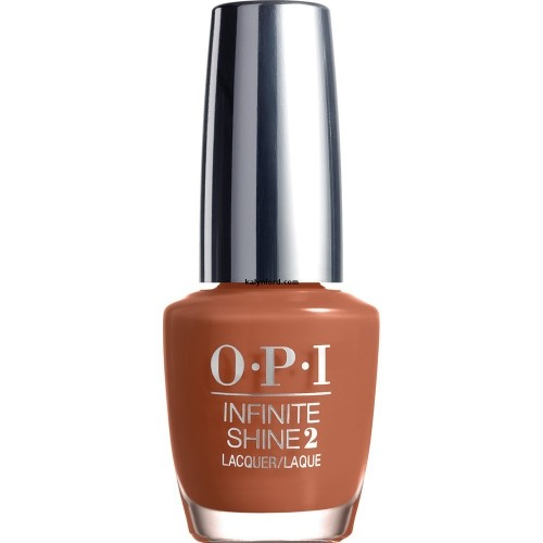OPI Лак для ногтей Brains & Bronze / Infinite Shine 15мл opi лак для ногтей race red 15 мл