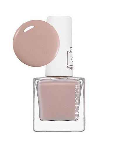 "HOLIKA HOLIKA Лак для ногтей BR04 (светло-коричневый) ""Пис Мэтчинг"" / Piece Matching Nails (Lacquer) Milk Tea 10мл"