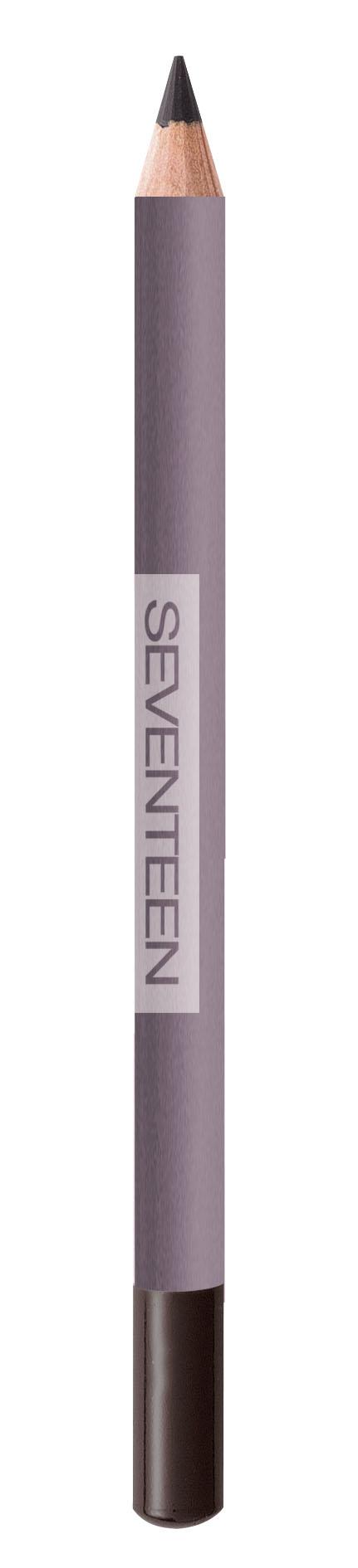 SEVENTEEN Карандаш устойчивый для век, 34 темно-коричневый / LONGSTAY EYE SHAPER 1,14 г