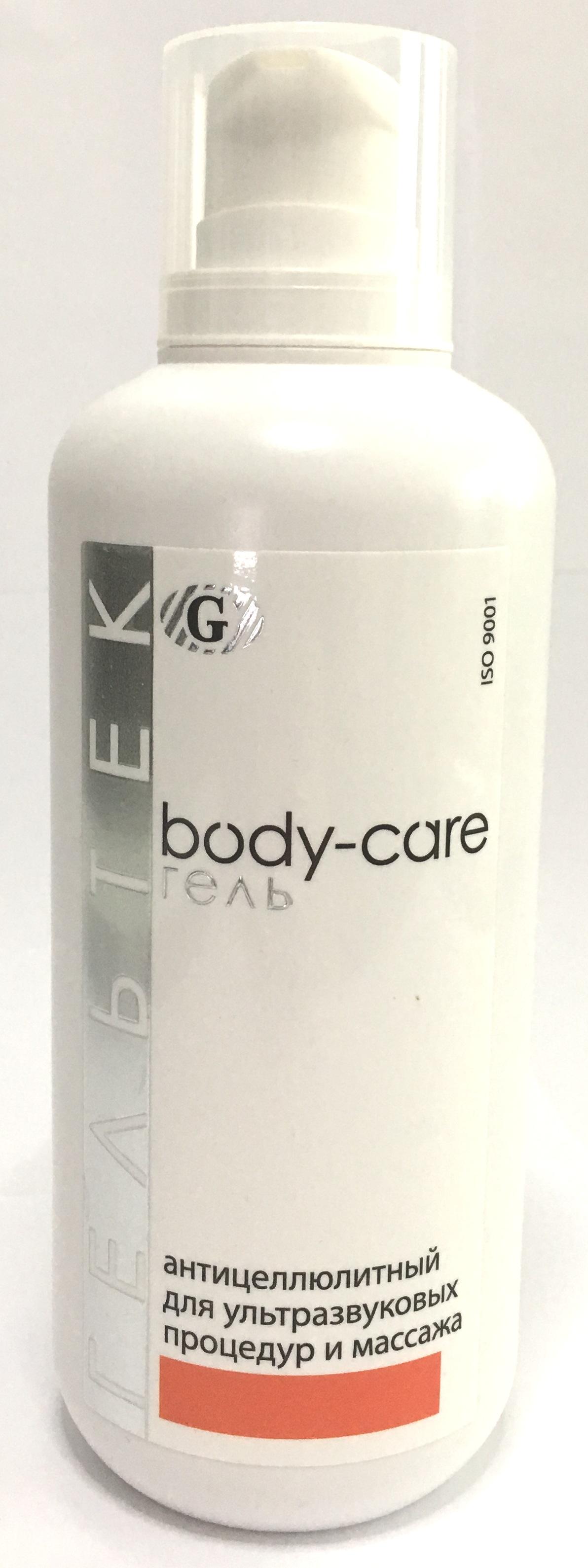 ГЕЛЬТЕК Гель антицеллюлитный для ультразвуковых процедур и массажа / Body 500 г -  Гели