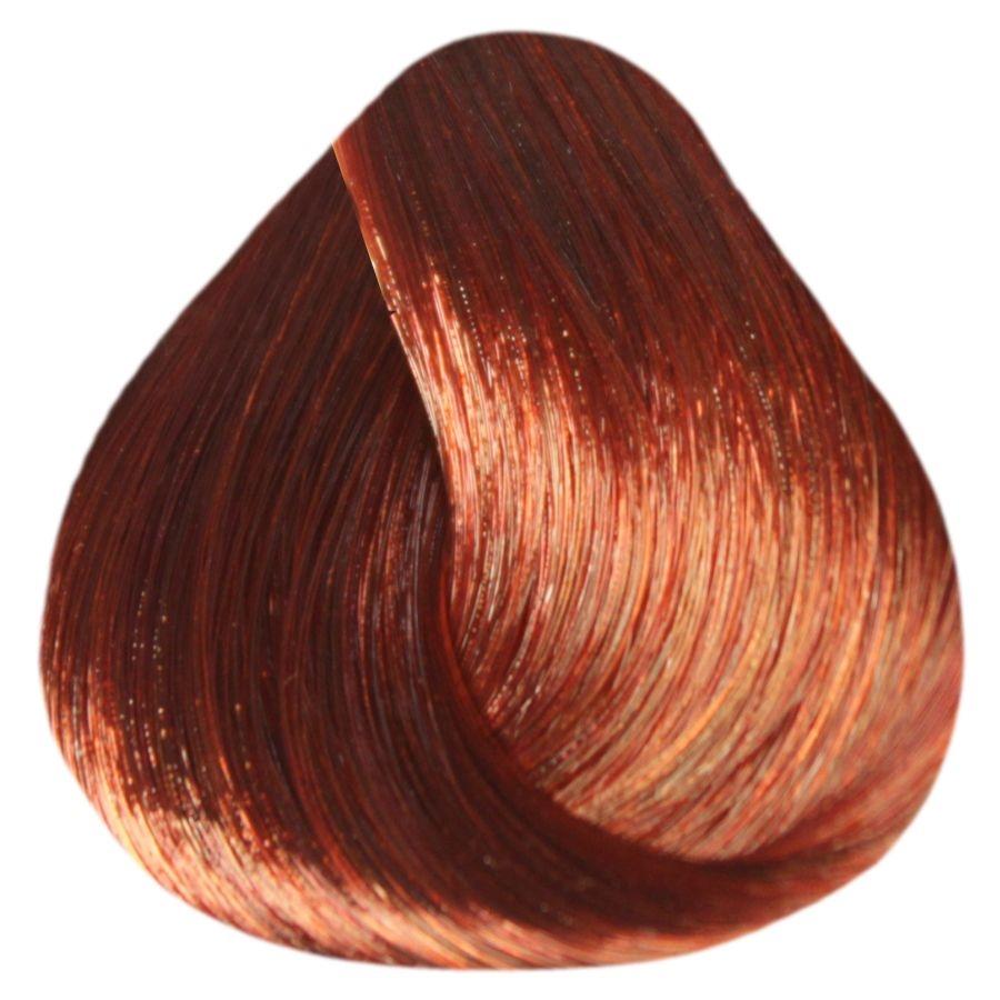 ESTEL PROFESSIONAL 6/5 краска д/волос / DE LUXE SENSE 60млКраски<br>6/5 темно-русый красный Разнообразие палитры оттенков SENSE DE LUXE позволяет играть и варьировать цветом, усиливая естественную красоту волос, создавать яркие оттенки. Волосы приобретут великолепный блеск, мягкость и шелковистость. Новые возможности для мастера, истинное наслаждение для вашего клиента. Полуперманентная крем-краска для волос не содержит аммиак. Окрашивает волосы тон в тон. Придает глубину натуральному цвету волос, насыщает их блеском и сиянием. Выравнивает цвет волос по всей длине. Легко смешивается, обладает мягкой, эластичной консистенцией и приятным запахом, экономична в использовании. Масло авокадо, пантенол и экстракт оливы обеспечивают глубокое питание и увлажнение, кератиновый комплекс восстанавливает структуру и природную эластичность волос, сохраняет естественный гидробаланс кожи головы. Палитра цветов: 68 тонов. Цифровое обозначение тонов в палитре: Х/хх   первая цифра   уровень глубины тона х/Хх   вторая цифра   основной цветовой нюанс х/хХ   третья цифра   дополнительный цветовой нюанс Рекомендуемый расход крем-краски для волос средней густоты и длиной до 15 см   60 г (туба). Способ применения: ОКРАШИВАНИЕ Рекомендуемые соотношения Для темных оттенков 1-7 уровней и тонов EXTRA RED: 1 часть крем-краски SENSE DE LUXE + 2 части 3% оксигента DE LUXE Для светлых оттенков 8-10 уровней: 1 часть крем-краски ESTEL SENSE DE LUXE + 2 части 1,5% активатора DE LUXE. КОРРЕКТОРЫ /CORRECTOR/ 0/00N   /Нейтральный/ бесцветный безамиачный крем. Применяется для получения промежуточных оттенков по цветовому ряду. 0/66, 0/55, 0/44, 0/33, 0/22, 0/11   цветные корректоры. С помощью цветных корректоров можно усилить яркость, интенсивность цвета, или нейтрализовать нежелательный цветовой нюанс. Рекомендуемое количество корректоров: 1 г = 2 см На 30 г крем-краски (оттенки основной палитры): 10/Х   1-2 см 9/Х   2-3 см 8/Х   3-4 см 7/Х   4-5 см 6/Х   5-6 см 5/Х   6-7 см 4/Х   7-8 см 3/Х   8-9 см Кор