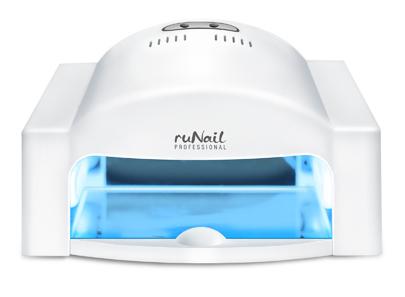 RuNail Лампа-УФ 36 Вт RU 911, таймер 60, 120, 180 с - Оборудование для маникюра