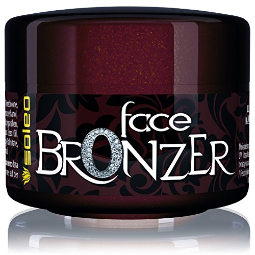 SOLEO Бронзатор для лица / Face Bronzer 15 мл