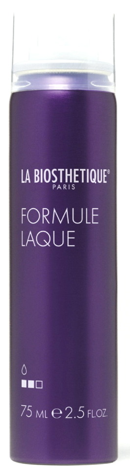 LA BIOSTHETIQUE Лак средней фиксации для волос / Formule Laque FINISH 75 мл