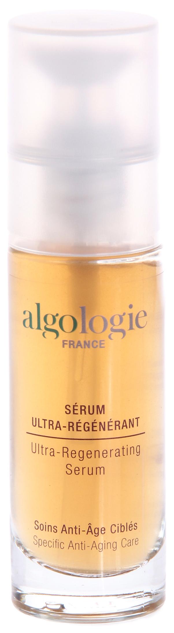 ALGOLOGIE Сыворотка ультра-регенерирующая 30 мл ультра регенерирующая сыворотка 30 мл algologie