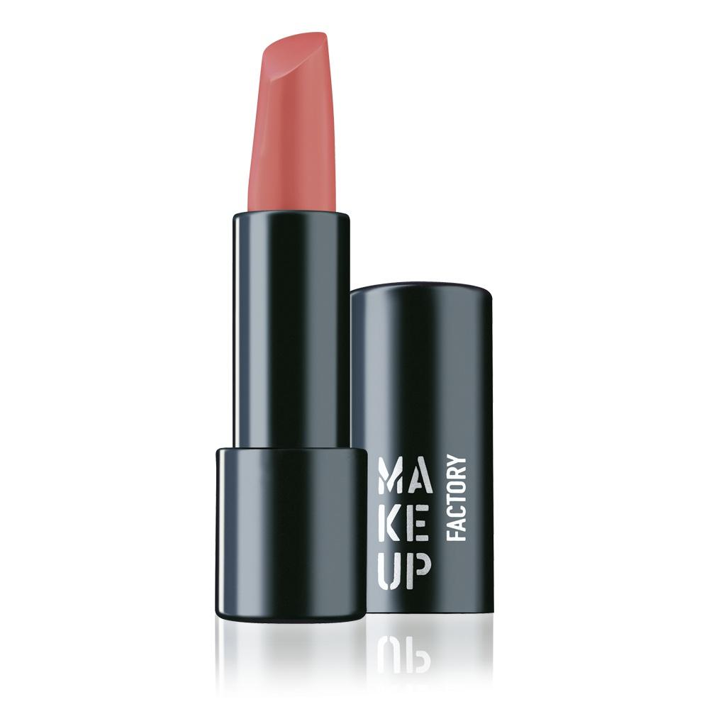 Make up factory помада полуматовая устойчивая для губ, 250 розовый нюд / magnetic lips semi-mat & long-lasting 4 г